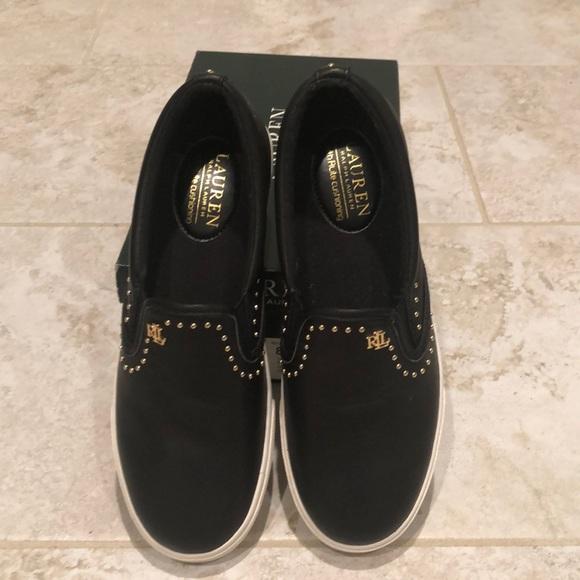 9cdee4bff7 Women's Ralph Lauren Ria V Sneaker NWT